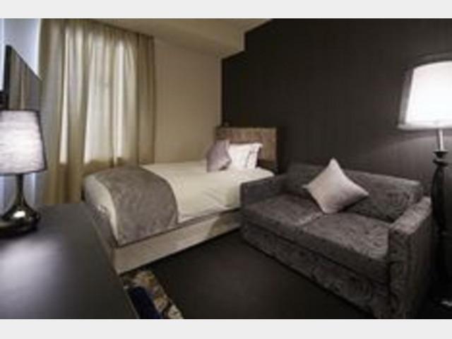 客室一例 シングルルーム