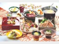 モナーク料理(夕食和会席)