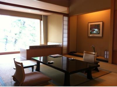 客室一例 湯賓館