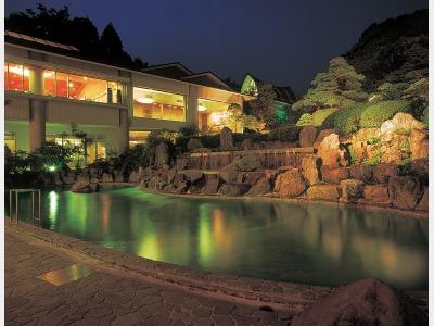 庭園_夜景