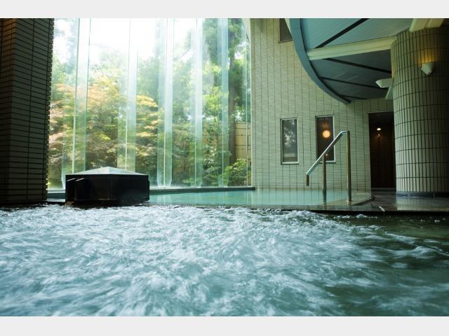 大浴場「月照の湯」(男湯)