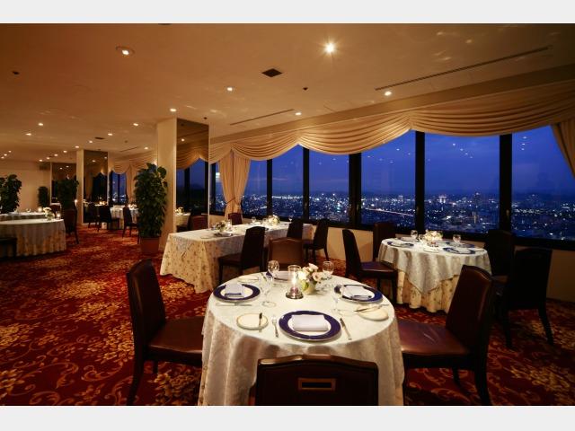 レストランフレンチレストラン(アルカンシェール)
