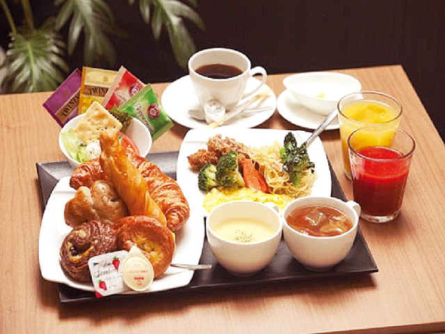 朝食ビュフェイメージ