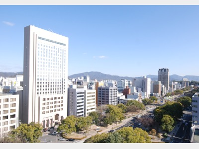 三井ガーデンホテル広島の外観
