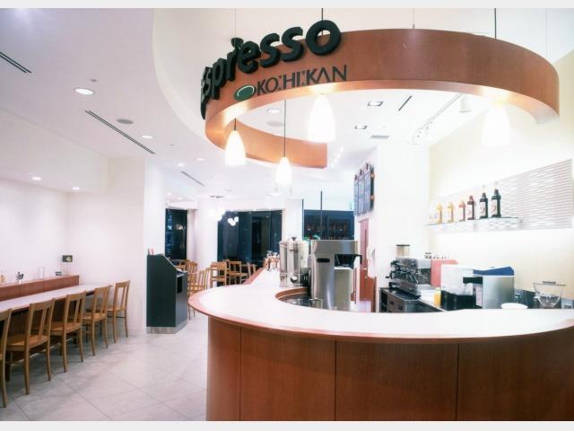 1F CAFE DI ESPRESSO 珈琲館