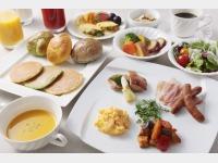朝食バイキングイメージ(洋)