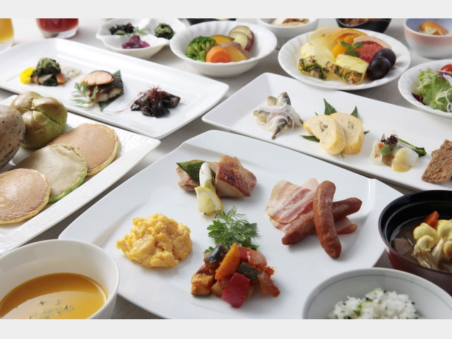 朝食バイキングイメージ(和洋)