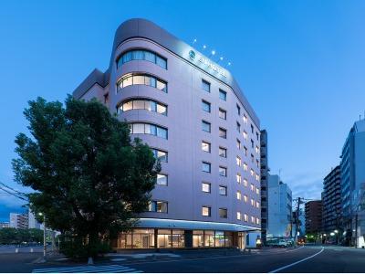EN HOTEL Hiroshimaの外観