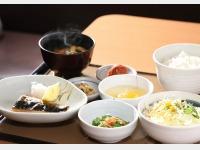 焼魚朝食(1階 やよい軒)