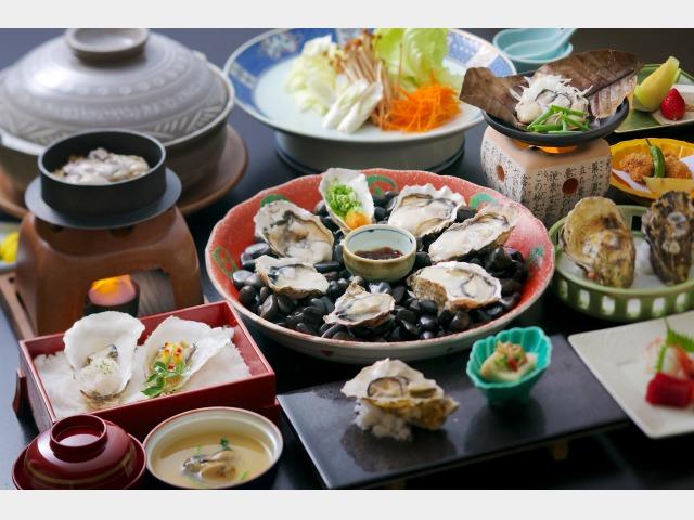牡蠣料理イメージ