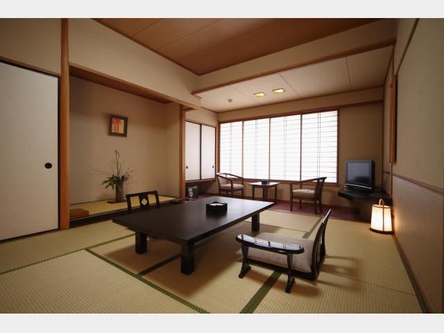 客室一例 基本和室