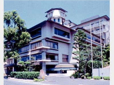 岩国国際観光ホテルの外観