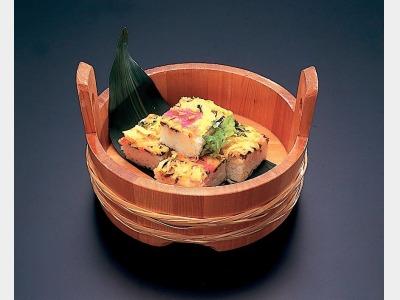 夕食イメージ(岩国ずし)