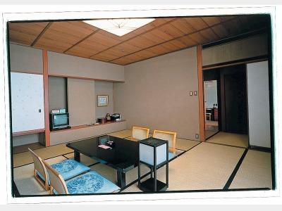 川側和室一例