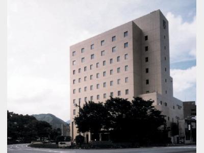 国際ホテル山口の外観
