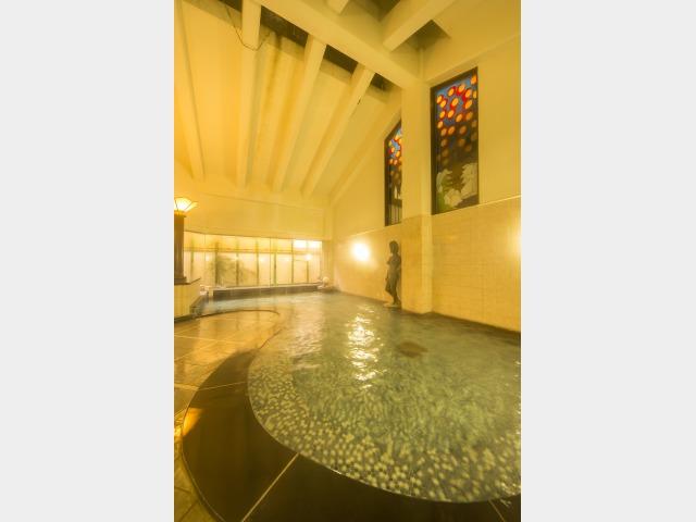 大浴場(のんたの湯)