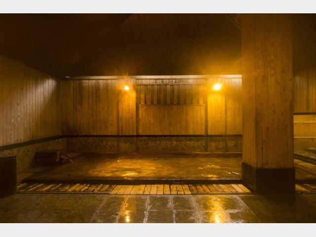 大浴場(大内の御湯)