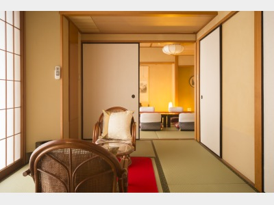 客室一例(瑞香亭和室)