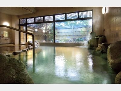 女性浴場(姫の湯)