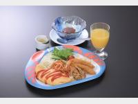 小学校低学年向けお子さま料理(一例)