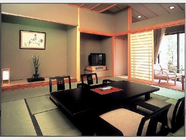 西京亭特別室一例