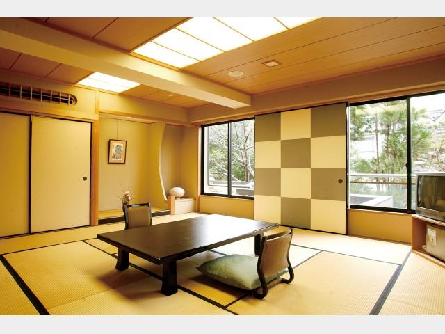 客室一例(西館和室)