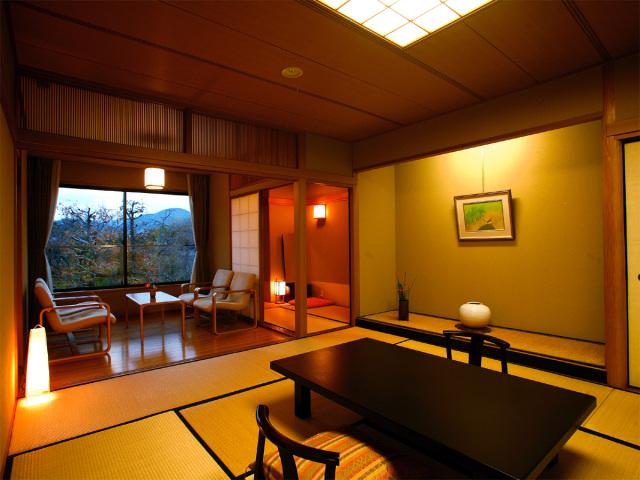 客室一例(南苑和室)