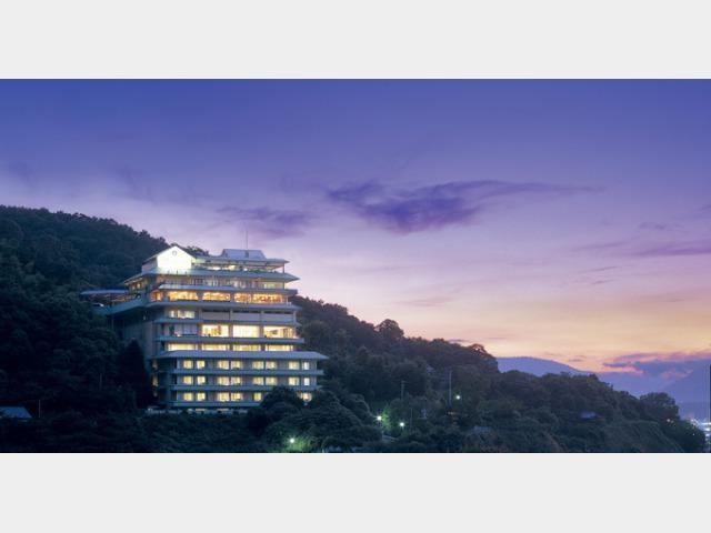 夕凪の湯 HOTEL 花樹海