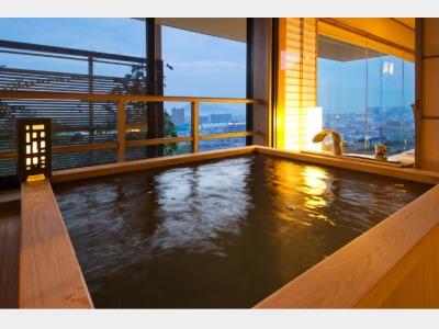 展望檜風呂付特別室イメージ