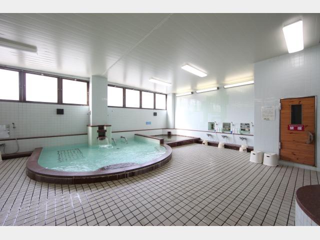 温泉大浴場 塩の湯 サウナ・水風呂あり
