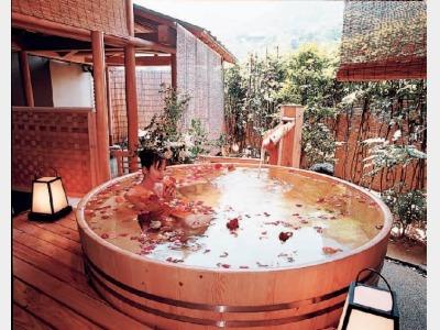 露天風呂(女性専用風呂)