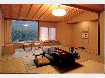 飛天 基本和室一例