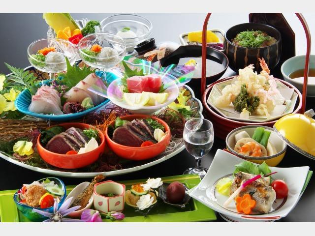 食彩高知 料理イメージ