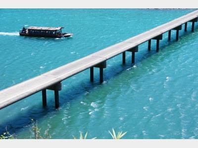 沈下橋(周辺観光)