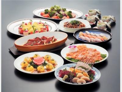 夕食一例(折衷50)