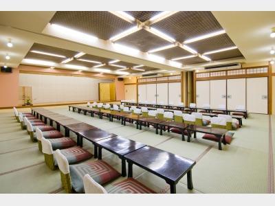和宴会場(桜の間 最大50名様)