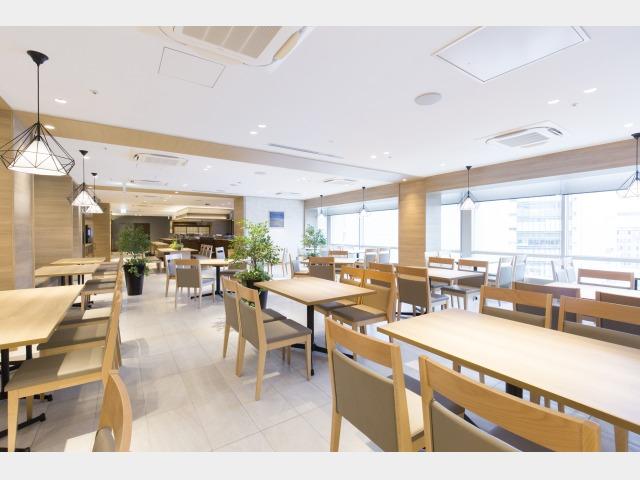 7階八くら朝食会場イメージ
