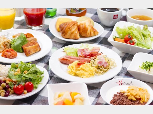 朝食/バイキングイメージ