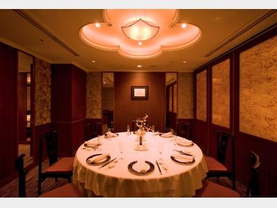 【レストラン】中国料理「桃林」
