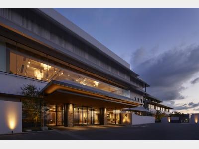 アゴーラ福岡山の上ホテル&スパの外観