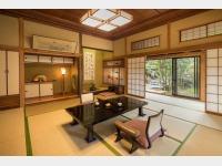 水明荘/露天風呂付客室一例