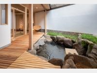 花鳥苑/客室露天風呂一例
