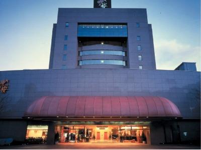 ホテル桜の外観