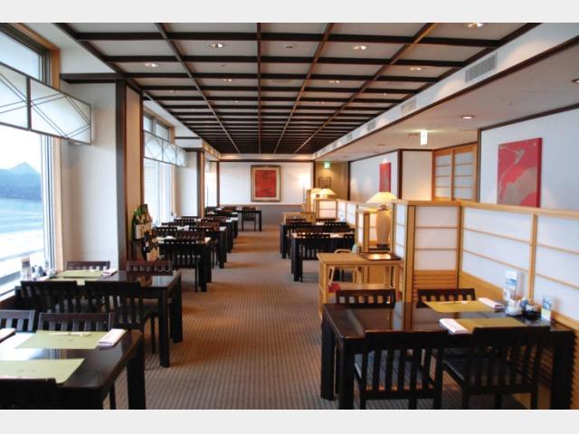 夕食レストラン「松風」<西館>
