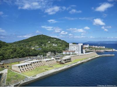 i+Land nagasakiの外観