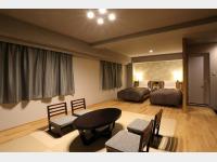 客室一例(本館和洋室)