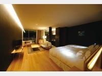 客室UP ハーバースイート客室一例
