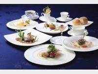 レストラン「フォレスト」フレンチコース 料理イメージ