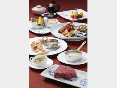 レストラン「竹彩」鉄板焼