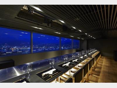 レストラン「竹彩」鉄板焼 店内イメージ